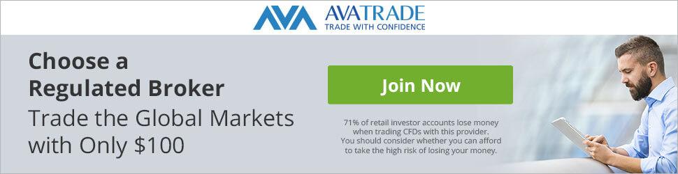 Ava Trade Broker for Africans