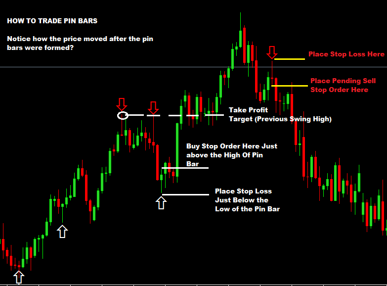 Pin-Bar-Forex-Trading-Strategy
