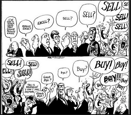 Mass Psychology In Forex Trading