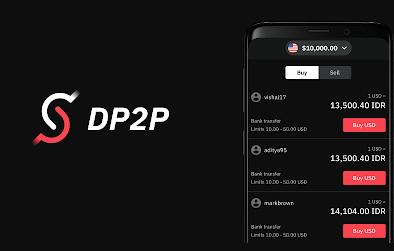 DP2P App Replacing Skrill